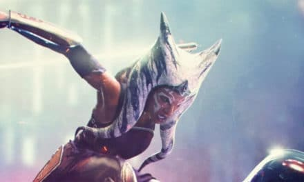 Rosario Dawson's Role In The Mandalorian Could Lead To An Ahsoka Tano Spinoff