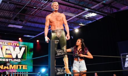 Cody Files Trademark To Regain His Official Wrestling Surname