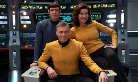 Star Trek: Strange New Worlds Series Ft. Captain Pike, Spock, And Number One, Coming To CBS All Access