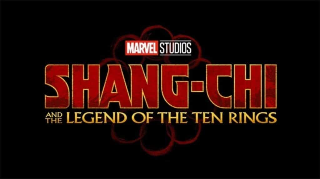 Shang-Chi and the Legend of the Ten Rings Marvel Studios Logo