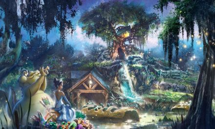 Splash Mountain At Disneyland And Disney World Is Getting A New Princess And The Frog Theme