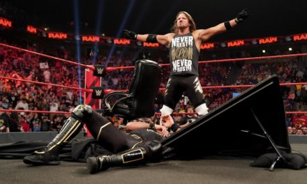 AJ Styles Was Almost An All Elite Part Of AEW