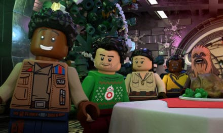 LEGO Star Wars Holiday Special Coming To Disney + Next Month