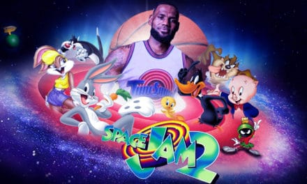 Bugs Bunny And NBA Superstar Lebron James Team Up In New Space Jam: A New Legacy XBox Contest