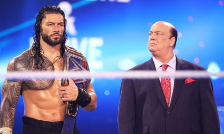 Unknown NXT Talent Moving Up To SmackDown To Feud With Reigns