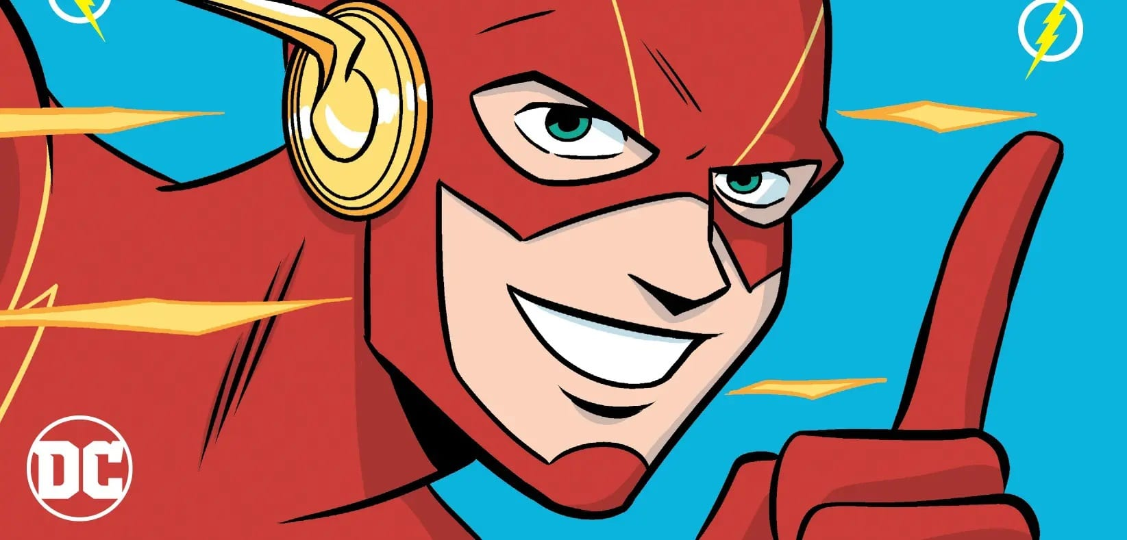 Check Out The New DC Flash Facts Graphic Novel And Trailer Now