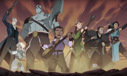 The Legend Of Vox Machina Reveals New Exciting Title Sequence And Announces Series Premiere Date In 2022