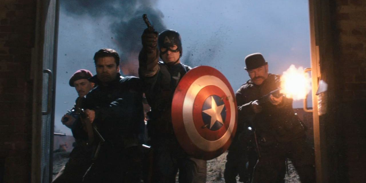 Cap at 10: Captain America: The First Avenger's Ending Originally Included Nazi Robots