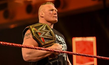 Brock Lesnar Signed To Contract Consisting Of 8-12 Dates