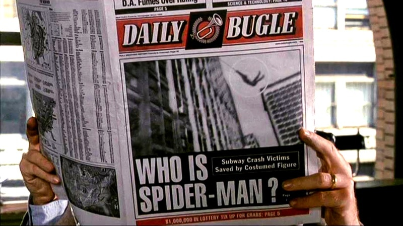 J.K. Simmons as J. Jonah Jameson as Spider-Man Venom: Let There Be Carnage