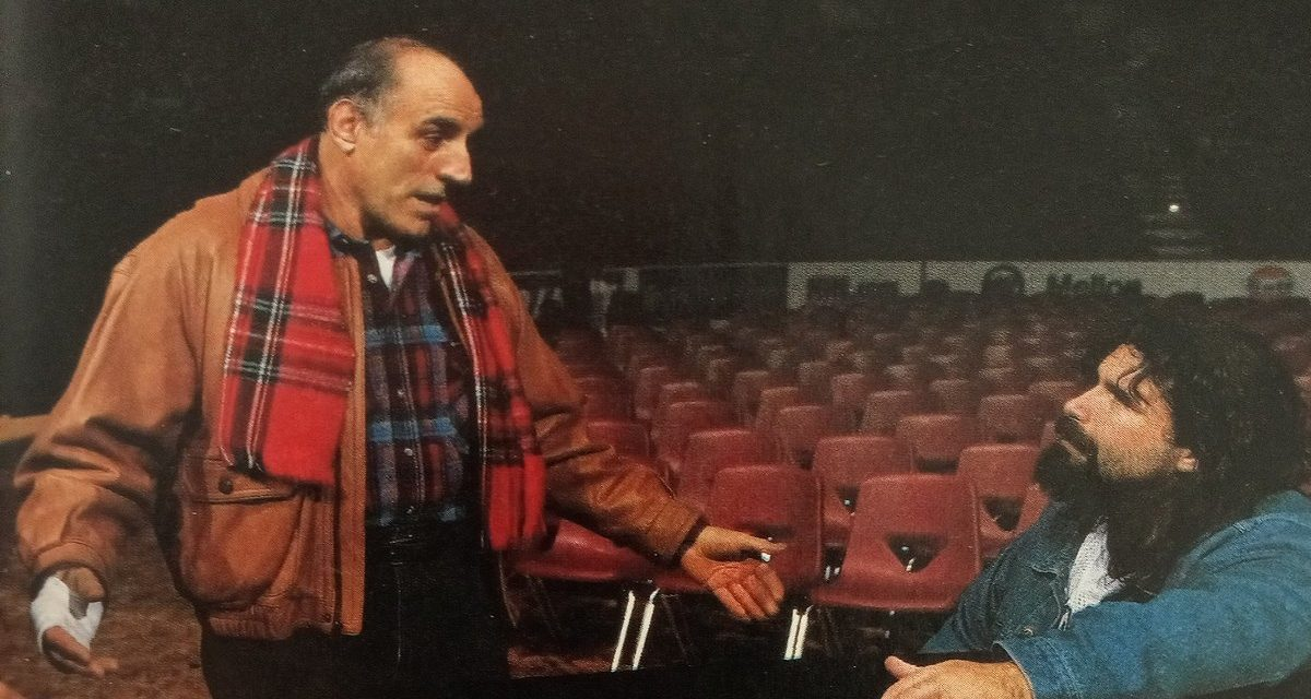 Former Wrestler And Trainer Dominic DeNucci Dead At Age 89