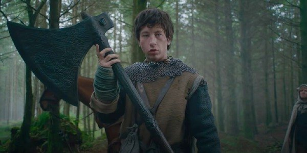 green knight - barry keoghan