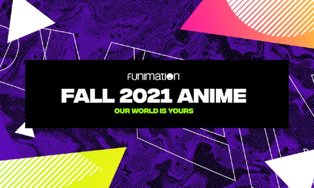 Funimation Fall 2021 Lineup