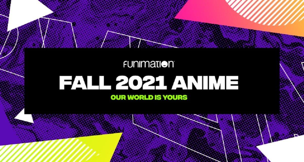 Funimation Announces Thrilling Slate For Fall 2021 Anime Season