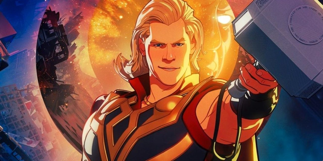 What If…? Newest Poster Teases The Long Awaited Party Thor Will Be Making His Debut In Episode 7
