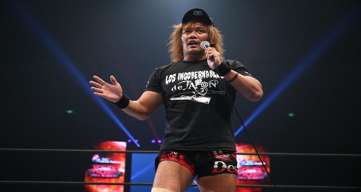 Tetsuya Naito Is Out Of G1 Climax 31 With An Injury
