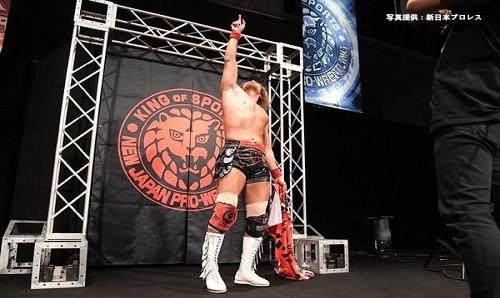 NJPW Tetsuya Naito