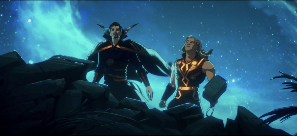 what-if-doctor-strange-supreme-party-thor