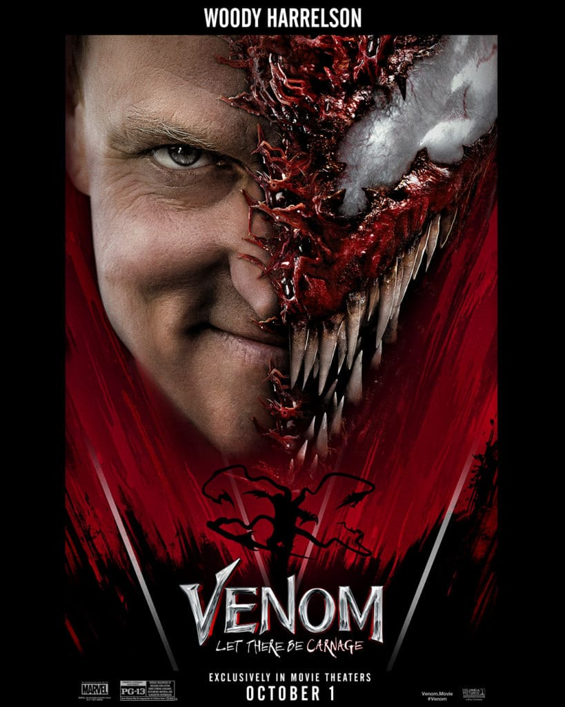 Venom: Let There Be Carnage Gets New Character Posters - The Illuminerdi