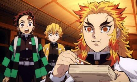 Demon Slayer -Kimetsu no Yaiba- The Movie: Mugen Train Arrives To The Station On Blu-Ray™ On December 21, 2021
