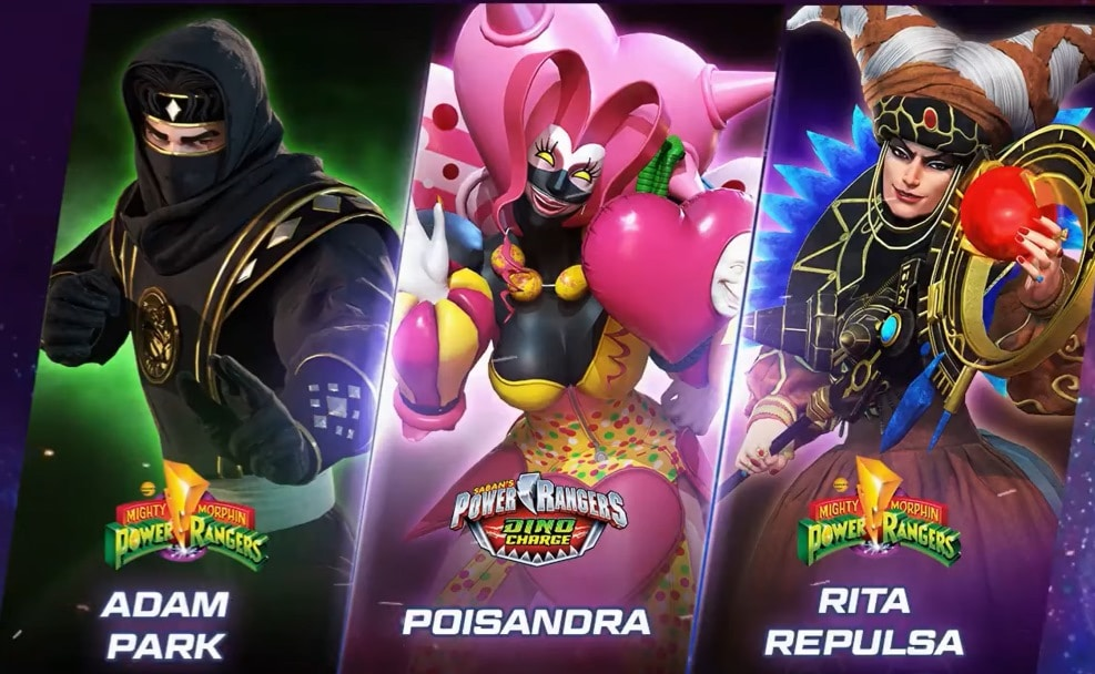 nWay Unveils Power Rangers: Battle For The Grid Season 4 Details and Trailer - The Illuminerdi