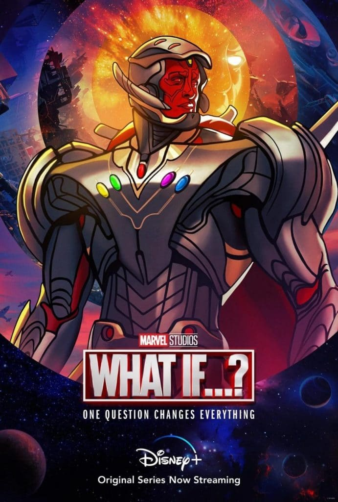 What If...? poster