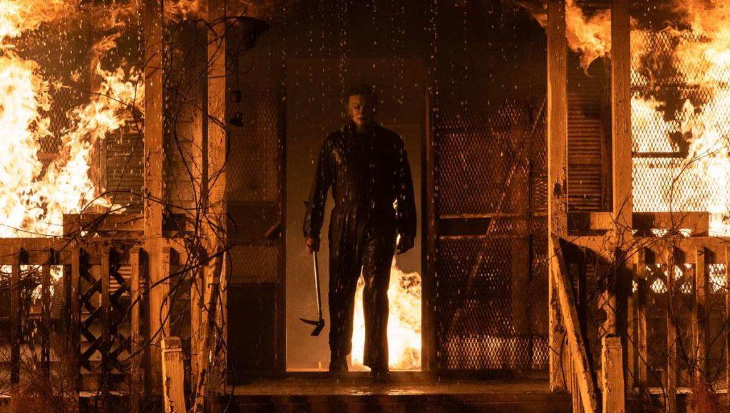 Michael Myers Halloween Kills Halloween Ends