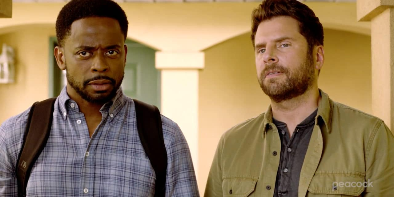 Psych 3: This Is Gus Releases New Official Trailer And Release Date At NYCC